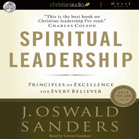 spiritual leadership   oswald sanders audiobook