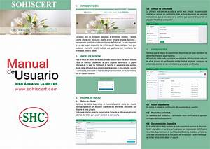 Manual De Usuario  U00c1rea Privada