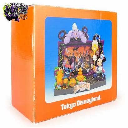 Tokyo 2009 Villains Ursula Parade Disney Mickey
