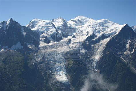 massif du mont blanc by jfoliveras