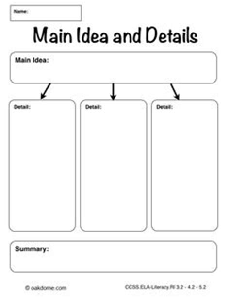 18 best images of central idea worksheets middle school informational text worksheets for 8th