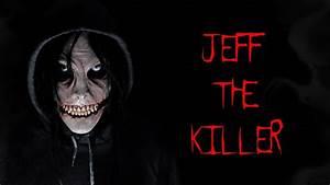 Jeff the Killer - Maschera Tutorial - YouTube  Killer