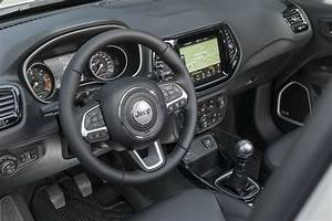 Essai Jeep Compass 2017 : essai jeep compass 2017 le test du nouveau compass diesel photo 21 l 39 argus ~ Medecine-chirurgie-esthetiques.com Avis de Voitures