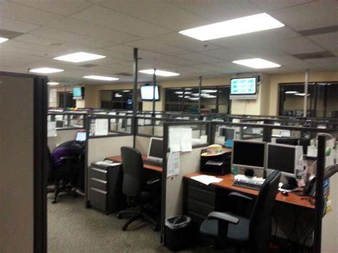 4th floor call center tech s wave broadband office