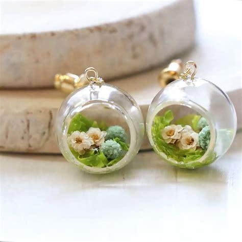 C Channel - DIY Terrarium Earrings | Facebook