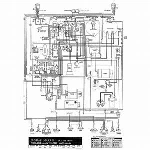 Jaguar Wiring Diagram  Mk2
