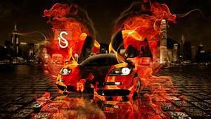 McLaren F1 Fire City Car 2014 el Tony