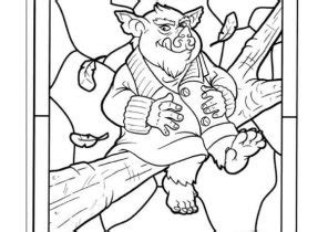 the spiderwick chronicles coloring pages coloring4freecom