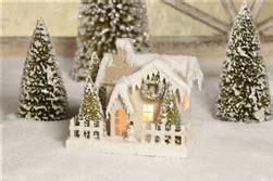 Cardboard Christmas House   Glitter House   Bethany Lowe