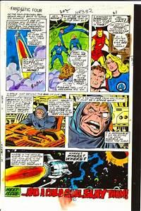 Lot Detail - Original Iron Man Hand Colored Comic Art