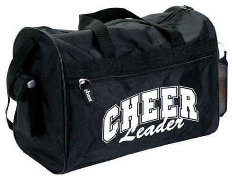 cheerleading duffle bag ebay