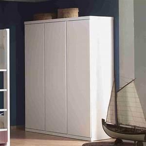 Armoire Chambre Blanche : armoire laquee blanc chambre ~ Teatrodelosmanantiales.com Idées de Décoration