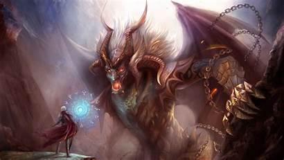 Sorcerer Demon Wallpapers