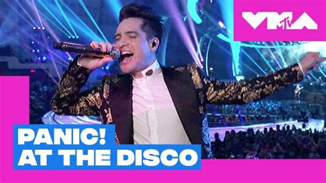Panic! At The Disco Perform 'high Hopes' (live Performance