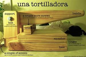 PDF DIY Tortilla Press Plans Wood Download free
