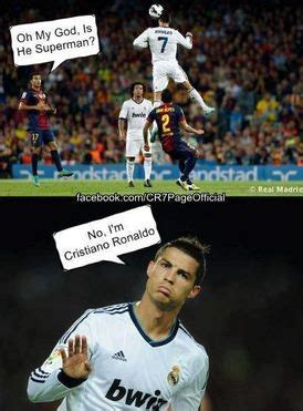 Cr7 Memes - cristiano ronaldo s powerful header against manchester united hilarious internet memes of real