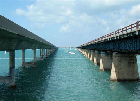 bridge mile florida seven highway overseas keys key west bridges movies scenic route famous places flickr fishing fl marathon island