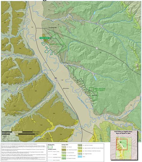 little bighorn maps npmaps com just free maps period