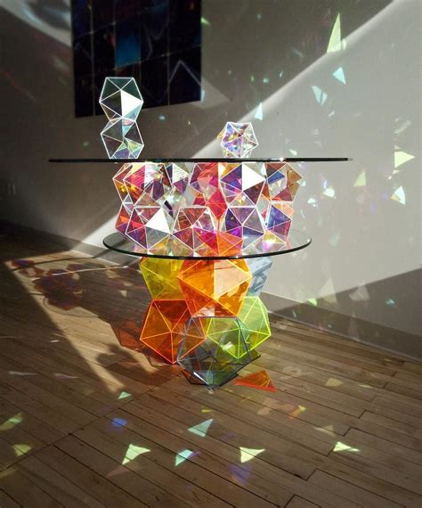 Amazing Sparkle Palace Cocktail Table by Sparkle Palace Cocktail Table By Foster Design Is This