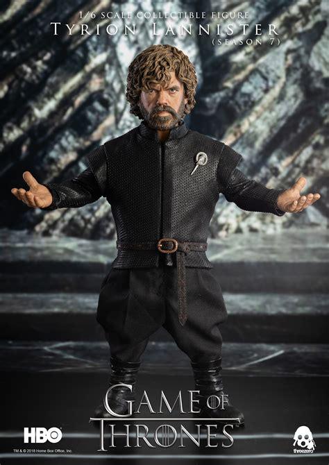 threezero tyrion lannister season  deluxe version