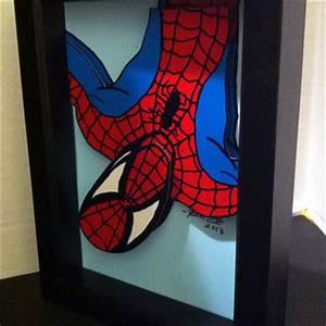 3d Pop Art : spiderman comic art 3d pop art superhero from popsicart on etsy ~ Sanjose-hotels-ca.com Haus und Dekorationen