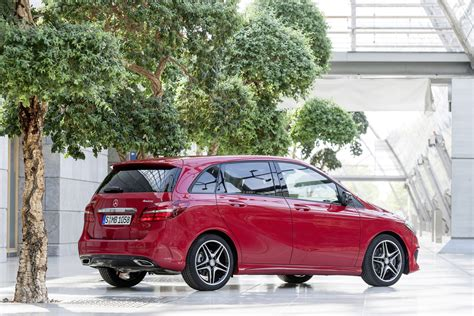 Mercedes Benz B Class Goes Under The Knife Latest News