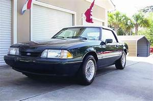 NEW 1990 Ford Mustang LX Convertible 7-UP - Classic Ford Mustang 1990 for sale