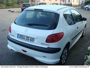 206 D Occasion : peugeot 206 1 4 hdi 2 places 2005 occasion auto peugeot 206 ~ Maxctalentgroup.com Avis de Voitures