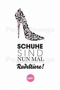 Schuhe Sind Rudeltiere : poster leinwandbild schuhe sind rudeltiere formart zeit f r sch nes ebay ~ Markanthonyermac.com Haus und Dekorationen