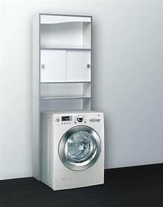 Meuble Salle De Bain Rangement : meubles rangement salle de bain pas cher ~ Dailycaller-alerts.com Idées de Décoration