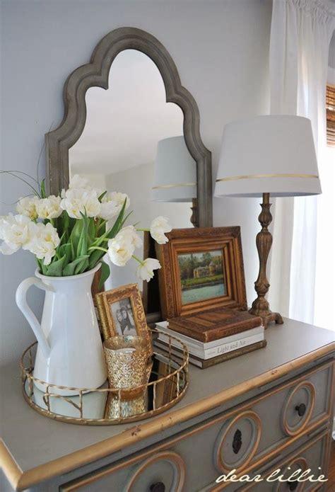 ideas for decorating a bedroom dresser 25 best ideas about dresser top on dresser