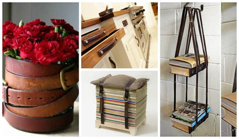 18 Diy Cool Ideas How To Reuse Your Old Belts Diy Crafts Photo Frames Paper For Weddings Fashion Ideas Jeans Furniture Design Plans Easy Valentine Gifts Mom Craft Christmas Building Grey Water Systems Australia