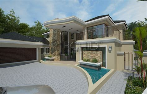 bedroom house plan modern south african house designs