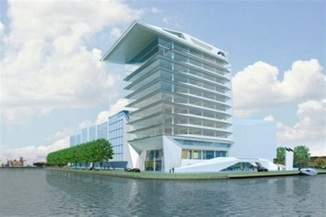 Heren2 to develop new Calvin Klein offices in Amsterdam (NL)
