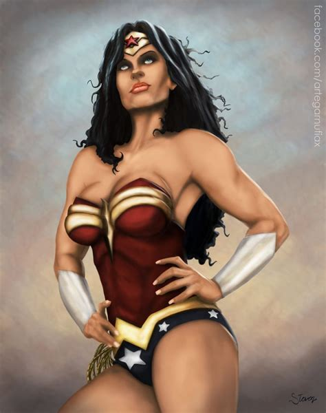 Wonder Woman By Garnufiax On Deviantart Wonder Woman