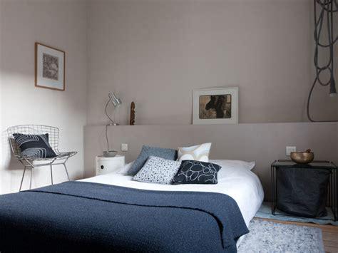 chambres d h es en décoration chambre ton gris