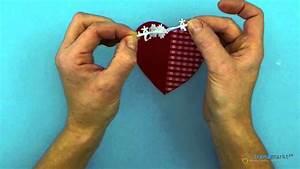 Was Kann Man Mit Servietten Basteln : valentinstag geschenk basteln tolles herz aus stoff youtube ~ Orissabook.com Haus und Dekorationen