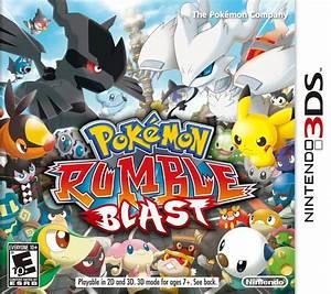 Pokémon Rumble Blast - Bulbapedia, the community-driven ...