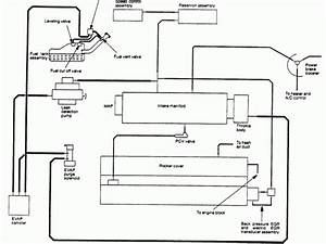 Vacuum Line Diagram For 98 Dodge Dakota