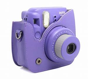 Where to Get Adorable Purple Cases for Instax Mini 8?
