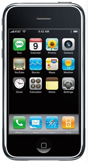 what year did the iphone come out the iphone came out 9 years ago some still 20576