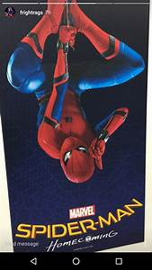 'Spider-Man: Homecoming' movie poster, Zendaya's role ...