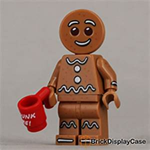 Gingerbread Man - 71002 Lego Minifigures Series 11