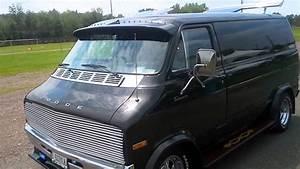 Sweet 1977 Dodge Van