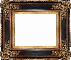 Antique Picture Frames | Antique Gold Frame Png 05frame ...