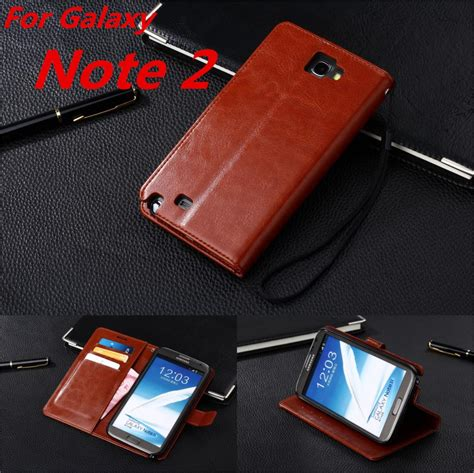 note 2 phone cases note 2 card holder cover for samsung galaxy note 2