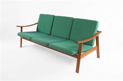 Danish Modern Sofa Chair Extraordinary Famous Mid Century