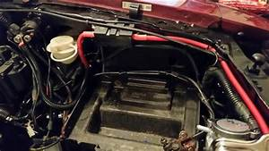 Mustang 4 Gauge Power Wire Premium Kit W   Noise