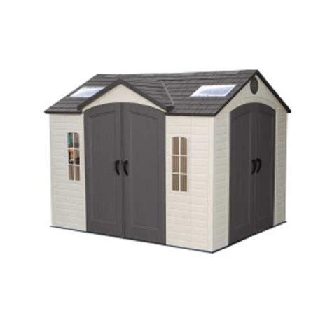 us leisure keter stronghold shed home depot backyard sheds adjustable bar stools with backs