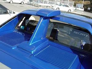 Side Scoops By Air Design Mr2 Mk1 Engine Hood And Side Vent Scoops